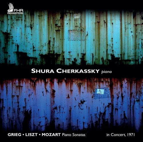 In Concert, 1971 by Shura Cherkassky