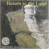 Return to the Land by Gordon Bok
