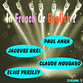 In French or English - 3 by Various Artists