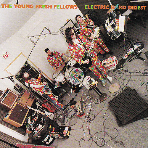 Electric Bird Digest by Young Fresh Fellows