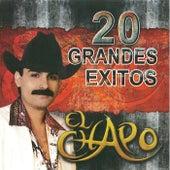 20 Grandes Exitos by El Chapo De Sinaloa