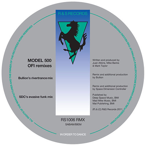 OFI Remixes by Model 500