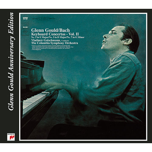 Bach:  Keyboard Concertos Nos. 1, 4 & 5 (Glenn Gould Anniversary Edition) by Various Artists