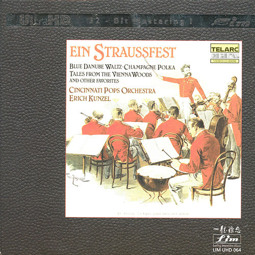 Ein Straussfest by The Cincinnati Pops Orchestra
