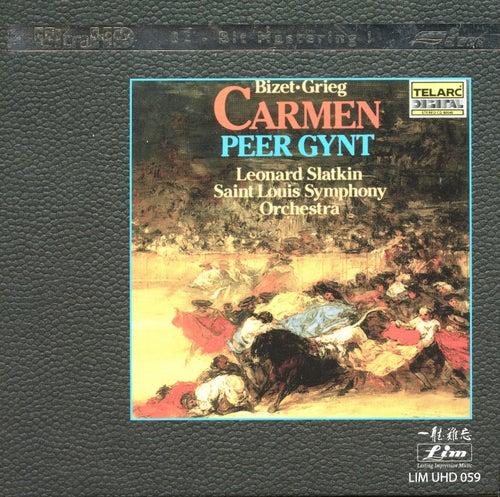 Bizet: Carmen Suites - Grieg: Peer Gynt Suite by Saint Louis Symphony Orchestra