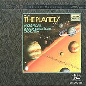 Holst: The Planets by female section Brighton Festival Chorus