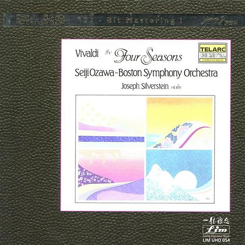 Vivaldi: The Four Seasons by Joseph Silverstein
