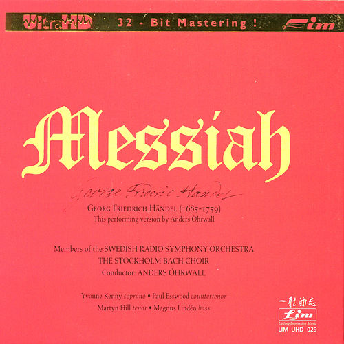 Handel: Messiah by Yvonne Kenny