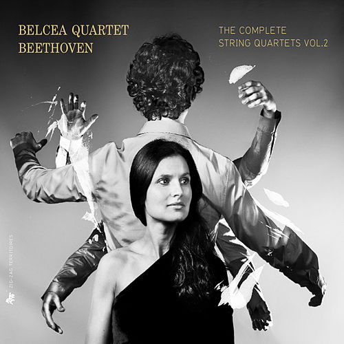 Beethoven: The Complete String Quartets, Vol. 2 by Belcea Quartet