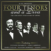 Four Tenors and a Diva von Various Artists