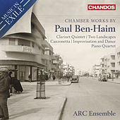 Chamber Works by Paul Ben-Haim by Various Artists