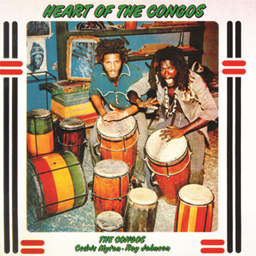 Heart Of The Congos (VP) von The Congos