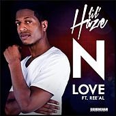 N Love (feat. Ree'al) by Lil Haze