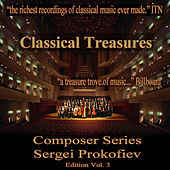 Classical Treasures Composer Series: Sergei Prokofiev, Vol. 3 by Various Artists