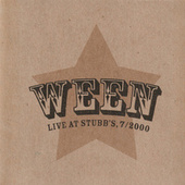 Live at Stubb's by Ween