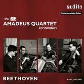 The RIAS Amadeus Quartet Beethoven Recordings - Bonus Digital Booklet Version (Ludwig van Beethoven: String Quartets, Op. 18, Op. 59, Op. 95, Op. 127, Op. 131, Op. 130, Op. 135, Op. 132, Great Fugue, Op. 133 & String Quintet, Op. 29) by Amadeus Quartet