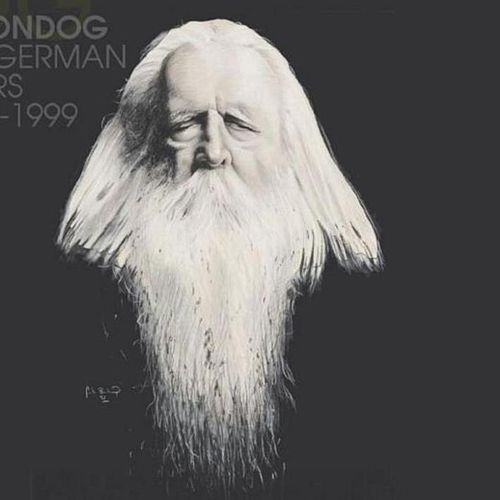 The German Years by Moondog