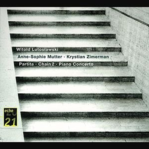 Lutoslawski: Piano Concerto; Partita; Chain 2 by Various Artists