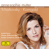 Tchaikovsky / Korngold: Violin Concertos by Anne-Sophie Mutter