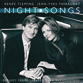Renée Fleming - Night Songs by Renée Fleming