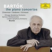 Bartók: The Piano Concertos by Various Artists