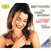 Beethoven: The Violin Sonatas by Anne-Sophie Mutter