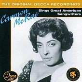 Sings Great American Songwriters by Carmen McRae
