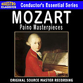 Mozart - Piano Masterpieces by Various Artists