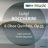 Boccherini: 6 Oboe Quintets, Op. 55 by Lajos Lencses
