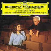 Beethoven: Violin Concerto by Anne-Sophie Mutter