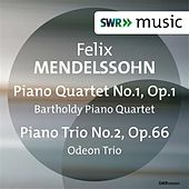 Mendelssohn: Piano Quartet No. 1 - Piano Trio No. 2 by Various Artists
