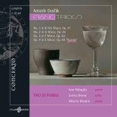 Dvořák: Piano Trios by Trio di Parma