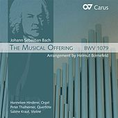 Bach: The Musical Offering (arrangement by Helmut Bornefeld) by Peter Thalheimer