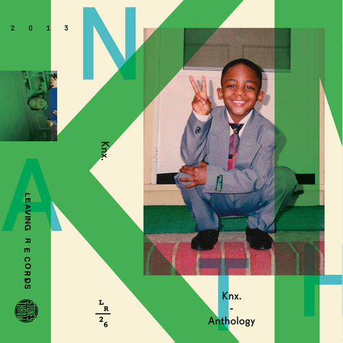 Anthology by Knxwledge