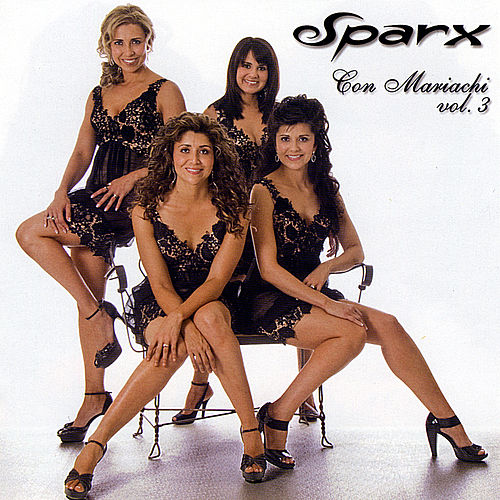 Con Mariachi, Vol. 3 by Sparx