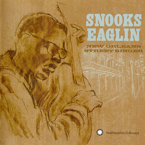 New Orleans Street Singer by Snooks Eaglin