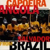 Capoeira Angola from Salvador, Brazil by Grupo de Capoeira Angola Pelourinho