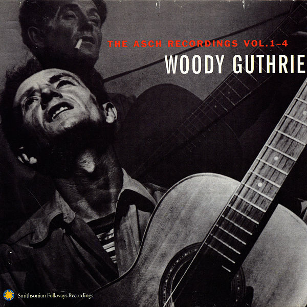 """woody guthrie a great american essay The great american troubadour woody guthrie, who wrote our """"second national anthem,"""" """"this land is your land,"""" would have turned 100 this saturday, had huntington's chorea not claimed ."""