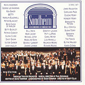 Sondheim: A Celebration At Carnegie Hall by Stephen Sondheim