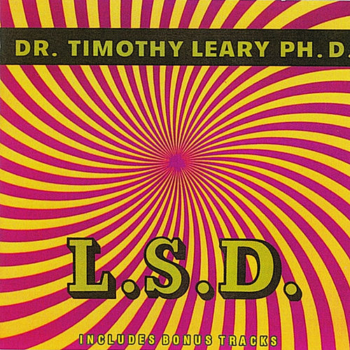 Lsd by Timothy Leary