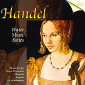 Handel: Water Music Suites - Music for the Royal Fire Works by The South German Philharmonic