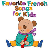 Favorite French Songs for Kids by The Kiboomers