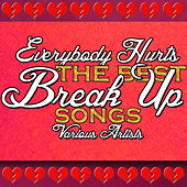 Everybody Hurts: The Best Break up Songs by Various Artists