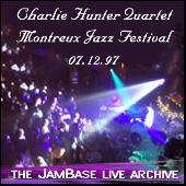 07-12-97 - Montreux Jazz Festival - Montreux, France by Charlie Hunter