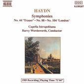Symphonies Nos. 44, 88 & 104 by Franz Joseph Haydn