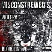 Wolf Pack Bloodline Vol.1. by Various Artists