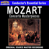 Mozart - Concerto Masterpieces by Various Artists