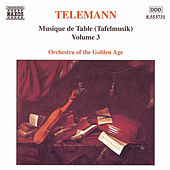 Tafelmusik Vol. 3 by Georg Philipp Telemann