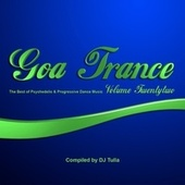 Goa Trance, Vol.22 (Compiled by DJ Tulla) by Various Artists