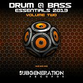 Drum & Bass Essentials 2013, Vol. 2 by Various Artists